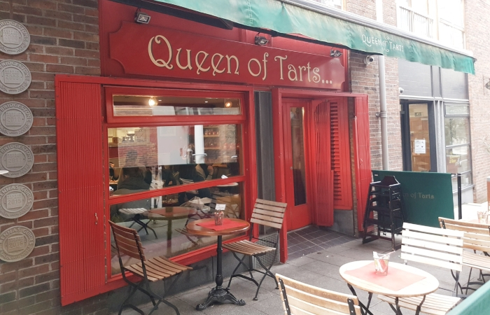 Queen-of-tarts-Dublín