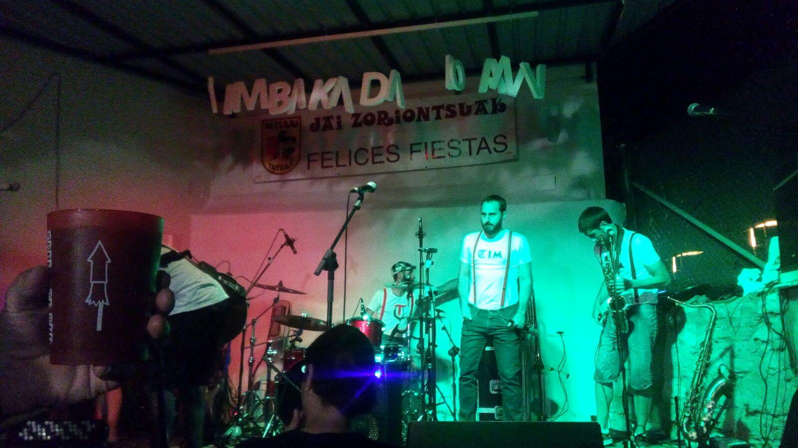 Concierto Timbakada 10º aniversario
