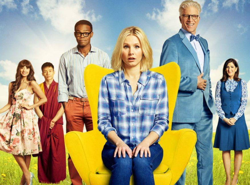 The Good Place en en Series de Netflix para ver con niños de 8 a 12 años