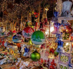 Mercado navideño en Logroño