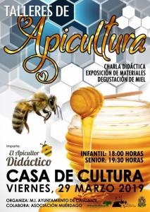 apicultor didáctico en Cascante