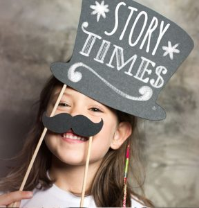 Story times Kids and us tudela