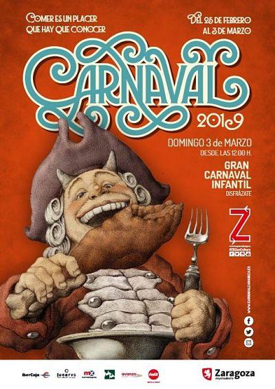 carnaval infantil Zaragoza