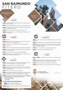 Fiestas de San Raimundo 2019