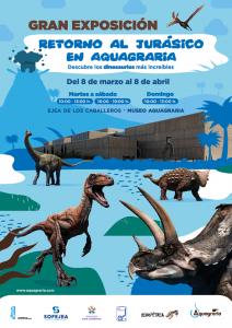 EXPOSICIÓN JURÁSICO AQUAGRARIA