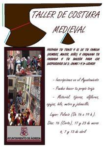 taller de costura medieval
