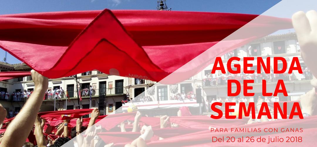 Agenda semana Navarra