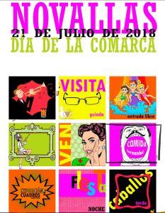 DÍA COMARCA NOVALLAS 2018