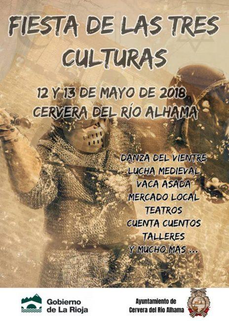 TRES CULTURAS CERVERA