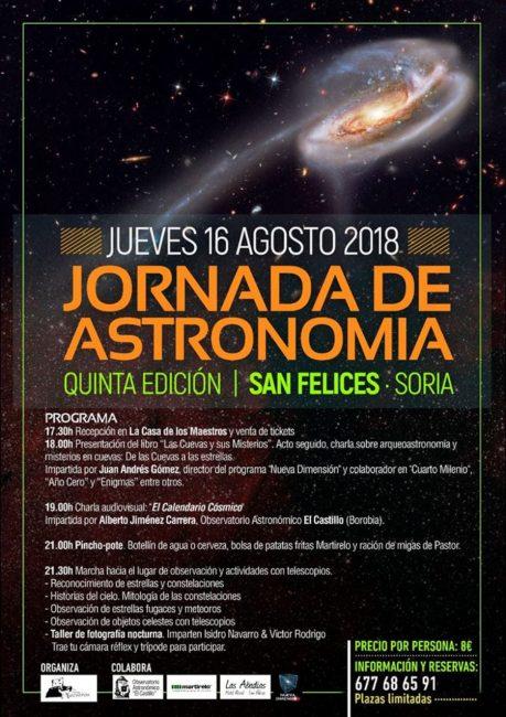 JORNADA DE ASTRONOMIA SAN FELICES