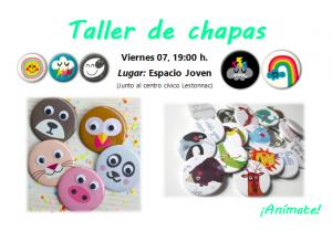 TALLER CHAPAS TUDELA