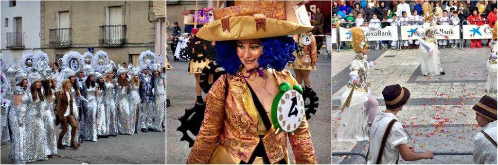 carnavales Villafranca