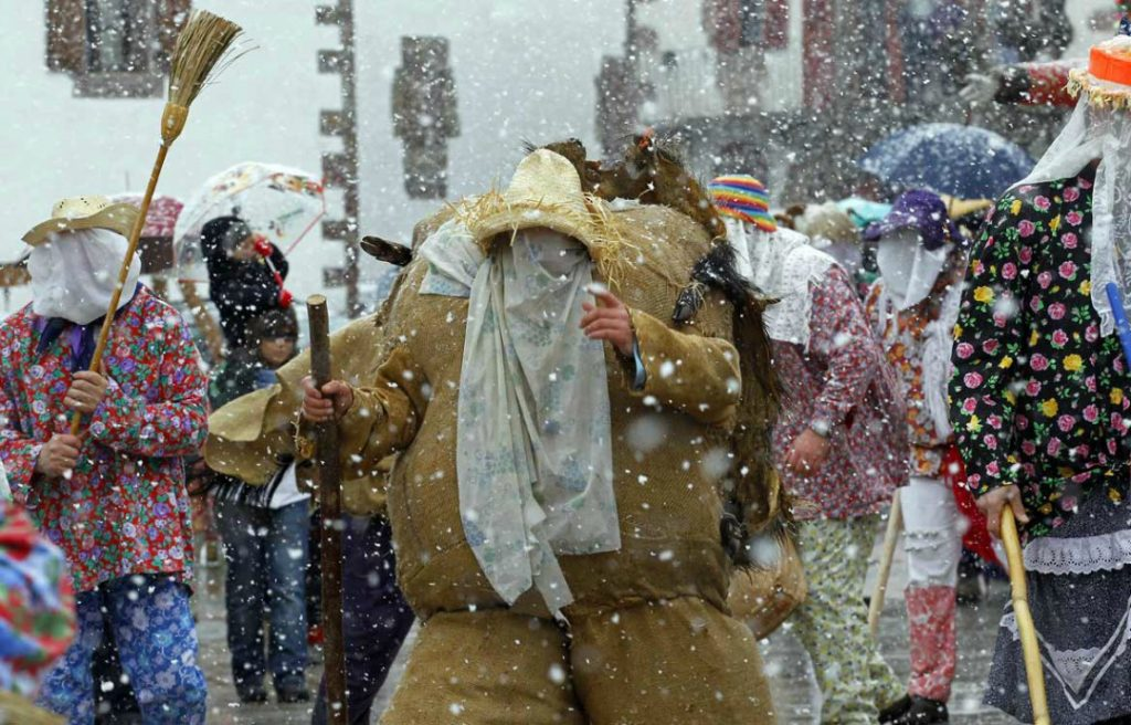 Carnavales de Lanz