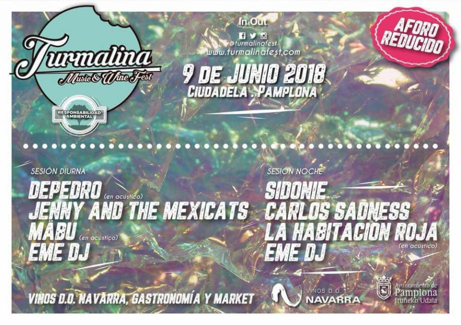 festivales musicales Turmalina Fest