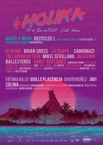 holika festival 2018,Cortes