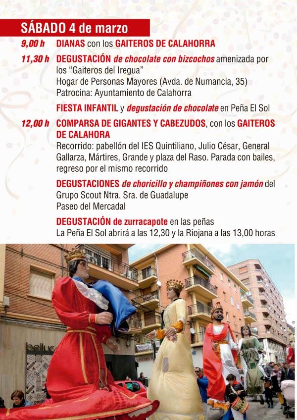 Programa Fiestas Marzo 2017 tra
