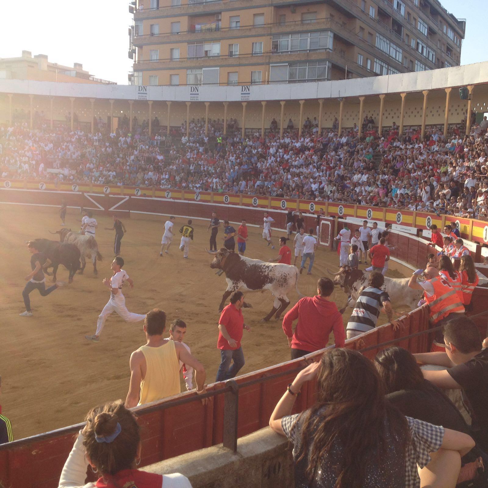 FiestasTudela2016,Encierro 30.07